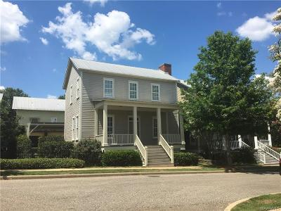 Pike Road Single Family Home For Sale: 8 Mystic Moss Street