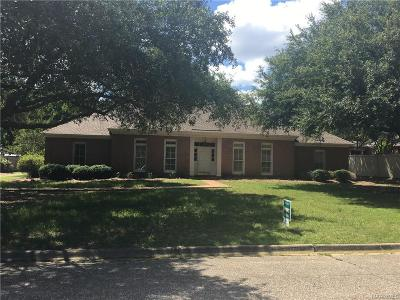 Montgomery Single Family Home For Sale: 2607 Aimee Drive