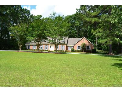 Pike Road Single Family Home For Sale: 875 Timberlane Road