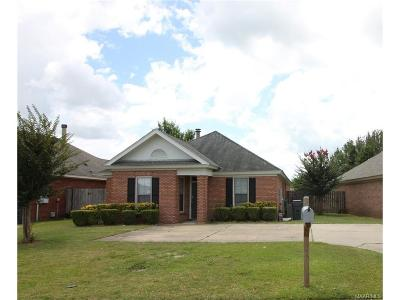 Pike Road Single Family Home For Sale: 7410 Muirfield Loop