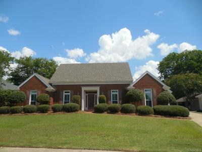 Montgomery Single Family Home For Sale: 8543 Plantation Ridge Road