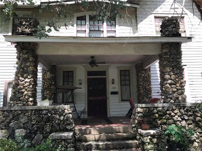 Montgomery Single Family Home For Sale: 1302 S Perry Street