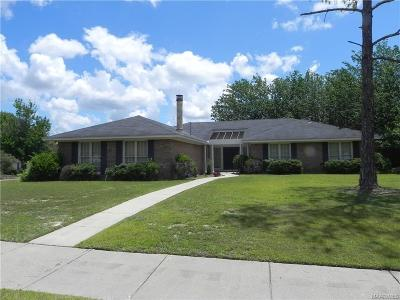 Bell Meadows Single Family Home For Sale: 2649 Old Orchard Lane