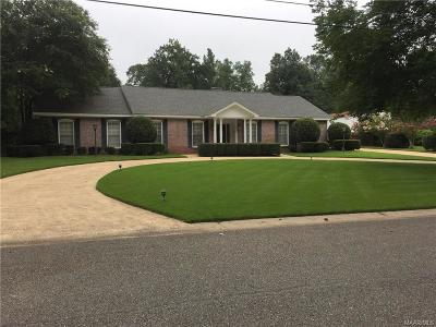 Prattville Single Family Home For Sale: 130 Heritage Hills Drive