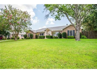 Montgomery Single Family Home For Sale: 2237 Old Creek Road