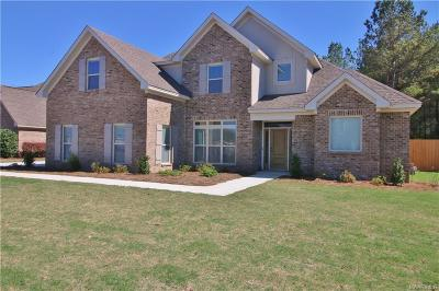 Montgomery AL Single Family Home For Sale: $414,900