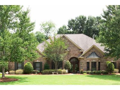 Montgomery Single Family Home For Sale: 6232 Monticello Cove