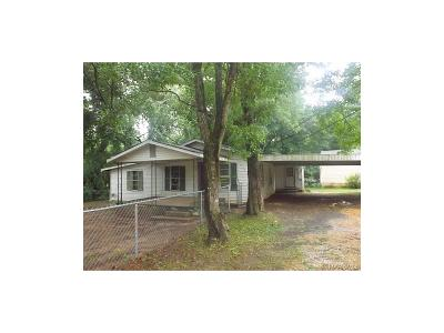 Prattville Single Family Home For Sale: 419-A Durden Road