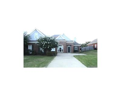 Montgomery AL Single Family Home For Sale: $170,000