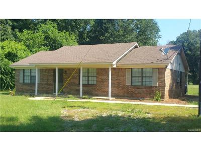 Wetumpka Single Family Home For Sale: 1172 Gossom Switch Road