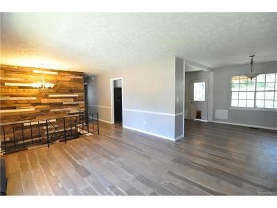 Millbrook Single Family Home For Sale: 547 Hickory Grove Road