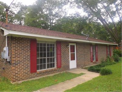 Millbrook Single Family Home For Sale: 3631 Martha Lane