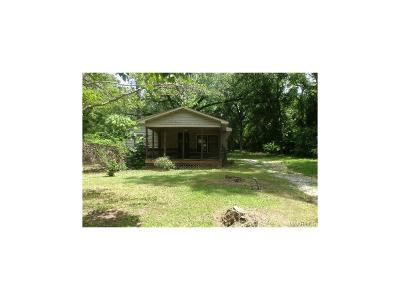 Prattville Single Family Home For Sale: 964 Lower Kingston Road