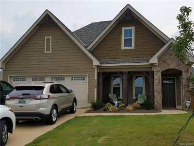 Prattville Single Family Home For Sale: 2259 Gathering Way