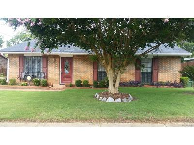 Montgomery Single Family Home For Sale: 944 Garland Drive