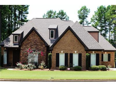 Wetumpka Single Family Home For Sale: 137 N Dogwood Terrace