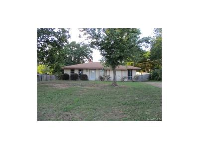 Prattville Single Family Home For Sale: 112 Gray Drive