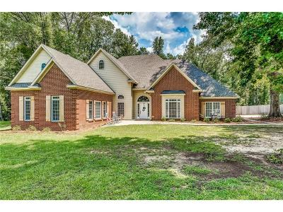 Prattville Single Family Home For Sale: 488 Golson Road