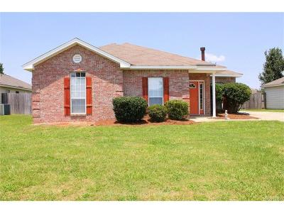 Wetumpka Single Family Home For Sale: 89 Cotton Lakes Boulevard