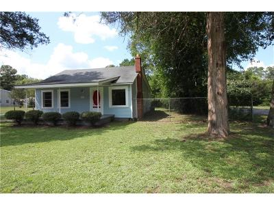 Millbrook Single Family Home For Sale: 4211 Grandview Road