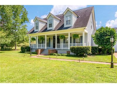 Pike Road Single Family Home For Sale: 570 Parks Road