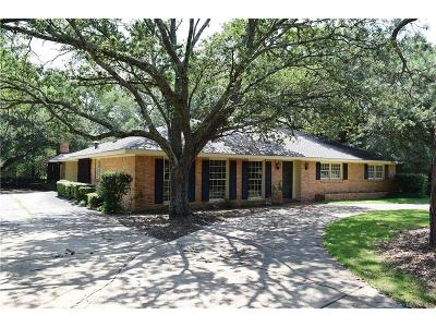Montgomery Single Family Home For Sale: 1729 Fairforest Drive