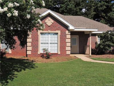 Wetumpka Single Family Home For Sale: 2403 Mitchell Creek Road