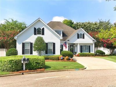 Montgomery Single Family Home For Sale: 8600 Lantern Way