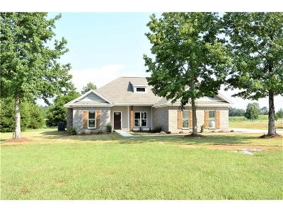 Wetumpka Single Family Home For Sale: 195 Atkin Hill Road
