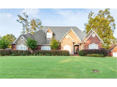 Prattville Single Family Home For Sale: 2511 Wyngate Drive