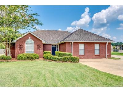 Wetumpka Single Family Home For Sale: 80 Susies Place