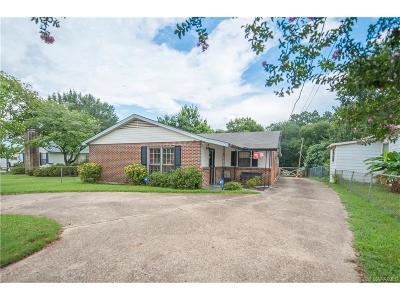 Montgomery AL Single Family Home For Sale: $72,500