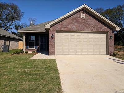 Prattville Single Family Home For Sale: 427 Buena Vista Way