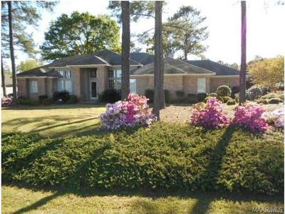 Wetumpka Single Family Home For Sale: 5757 Jackson Road