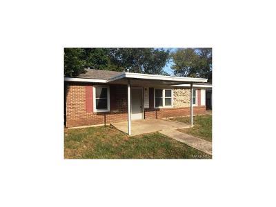 Montgomery Single Family Home For Sale: 160 W Michigan Avenue