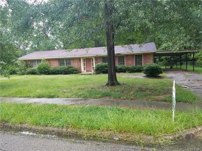 Montgomery Single Family Home For Sale: 3241 Dorchester Drive