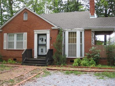Montgomery Single Family Home For Sale: 4049 Wares Ferry Road