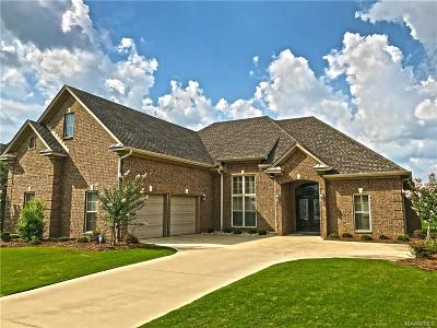 Montgomery Single Family Home For Sale: 5543 Stapleton Drive