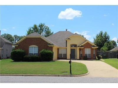 Montgomery Single Family Home For Sale: 7442 Pinnacle Point