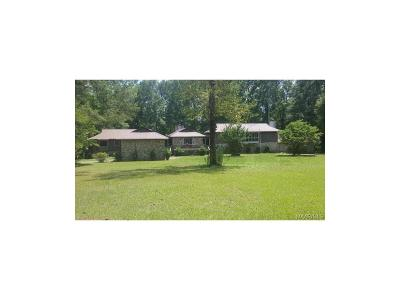 Single Family Home For Sale: 3491 County Road 65 Road
