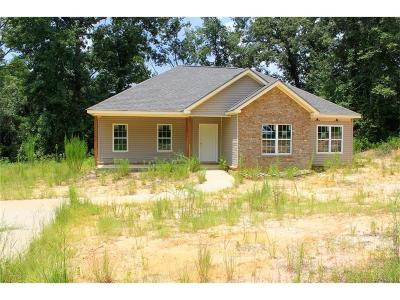 Prattville Single Family Home For Sale: 1206 Mill Village Lane