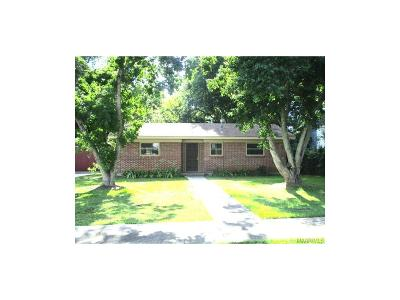 Wetumpka Single Family Home For Sale: 305 NW Main Street