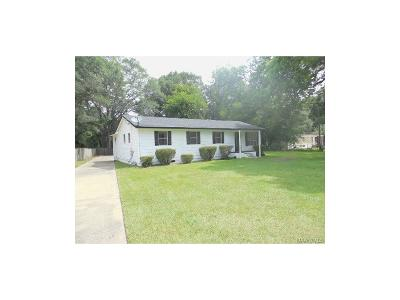 Millbrook Single Family Home For Sale: 4111 Oliver Drive