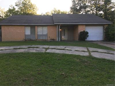 Single Family Home For Sale: 3352 Brookwood Drive