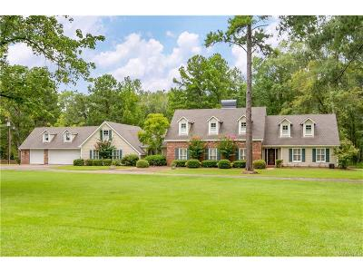 Pike Road Single Family Home For Sale: 758 Timberlane Road