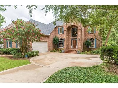 Montgomery Single Family Home For Sale: 9848 Wyncrest Circle
