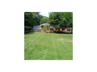 Montgomery Single Family Home For Sale: 217 Dalraida Road