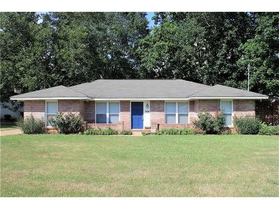 Montgomery AL Single Family Home For Sale: $82,000