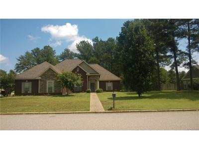 Millbrook Single Family Home For Sale: 786 McKeithen Place