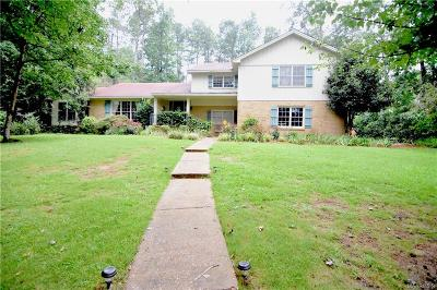Prattville Single Family Home For Sale: 125 Heritage Hills Drive